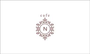 ダミーカフェのロゴ