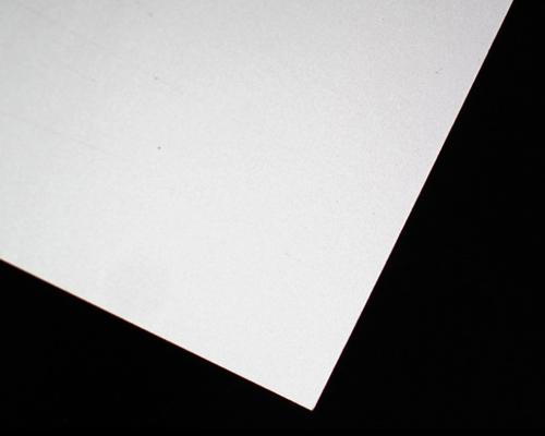 シルバー紙のサンプル