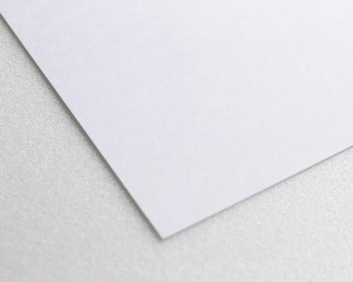 マット紙のサンプル