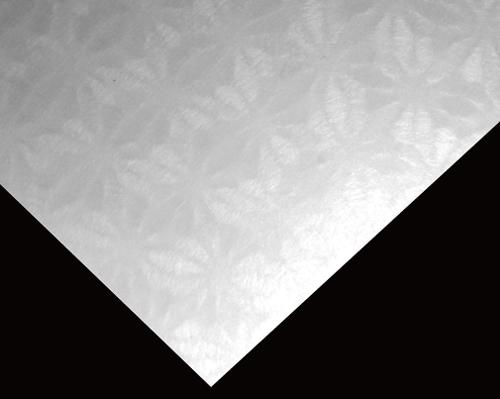 花模様の和紙サンプル